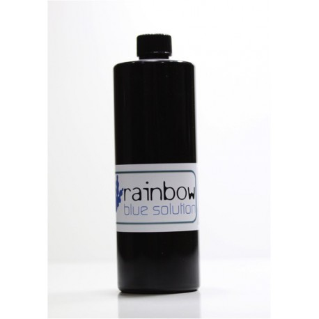 Rainbow Blue Solution - 500 ml